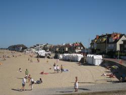 plage courseulles mer